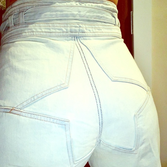 Stoned Immaculate Denim - Stoned Immaculate Super Star High Waisted Jeans